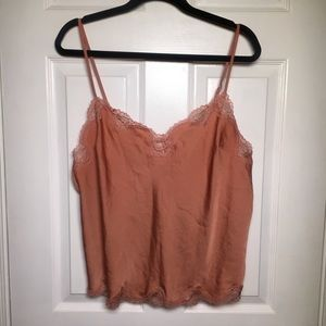 Victoria's Secret Lace Cami